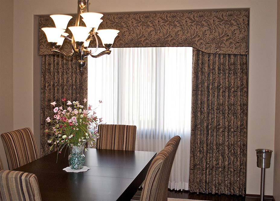 Interior Design Drapes